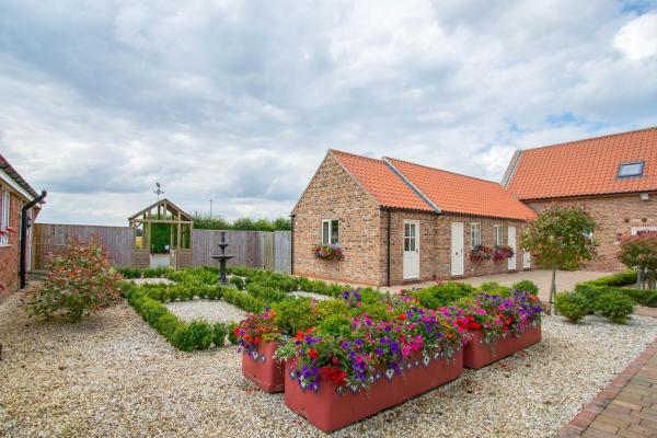 Meals Farm B&B in North Somercotes, Lincolnshire, England