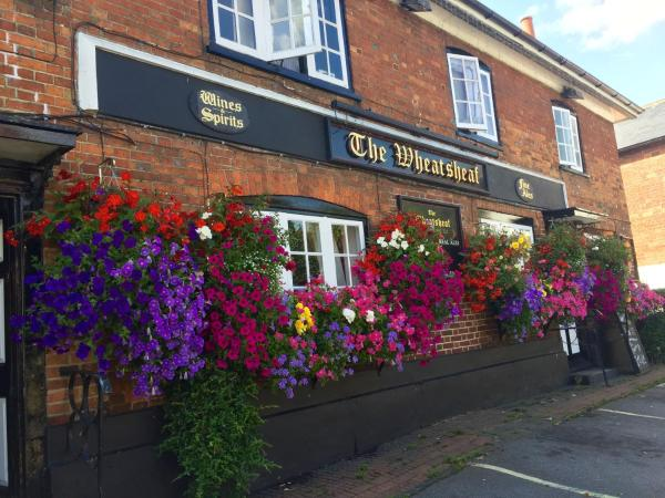 The Wheatsheaf in Bramley, Surrey, England