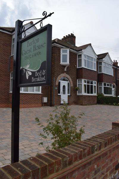 Barton Guest House in Barton upon Humber, Lincolnshire, England
