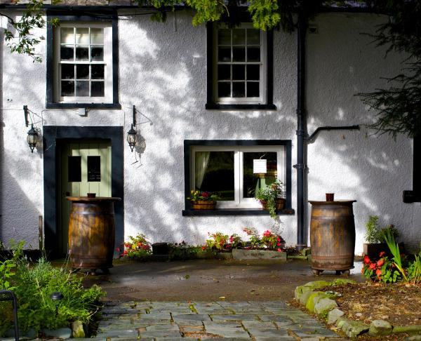 Church House Inn in Torver, Cumbria, England