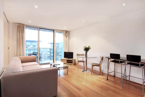 London Lifestyle Apartments - Chelsea Bridge in London, Greater London, England