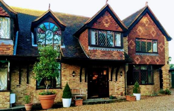 Tudor Place in Winnersh, Berkshire, England