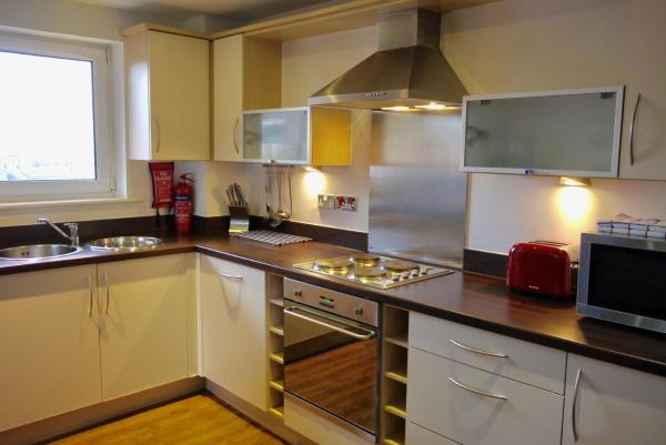 Grand Central Serviced Apartments in Warrington, Cheshire, England