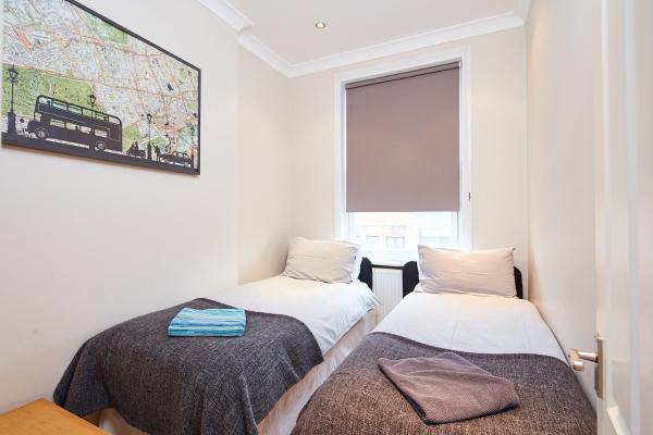 Fulham Road Apartment in London, Greater London, England