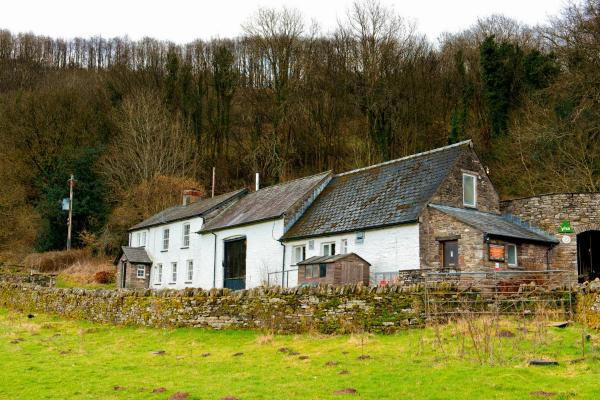 YHA Brecon Beacons Danywenallt in Llansantffread, Powys, Wales