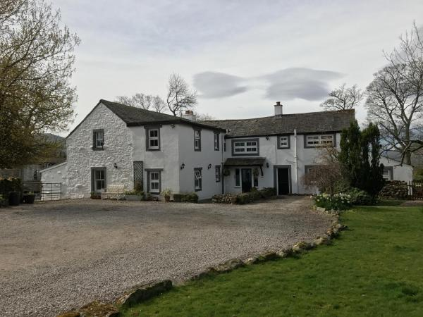 Lane Head Farm Country Guest House in Troutbeck, Cumbria, England