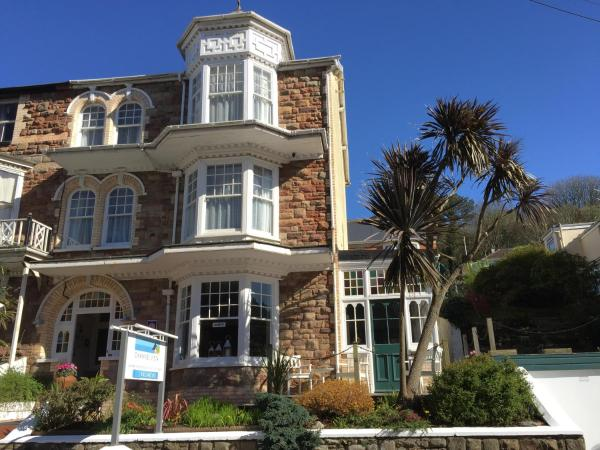Channel Vista Guest House in Combe Martin, Devon, England