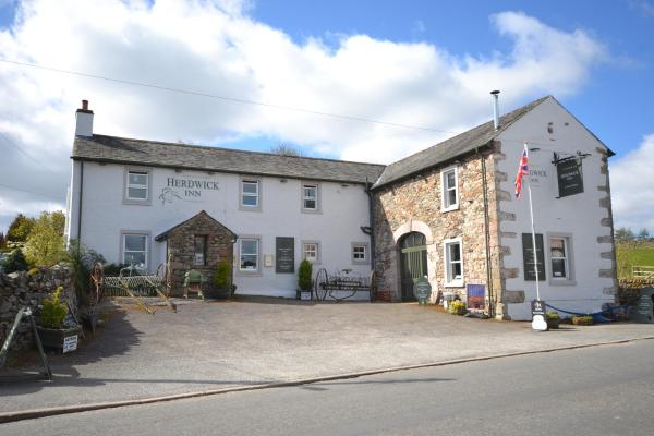 Herdwick Inn in Penruddock, Cumbria, England