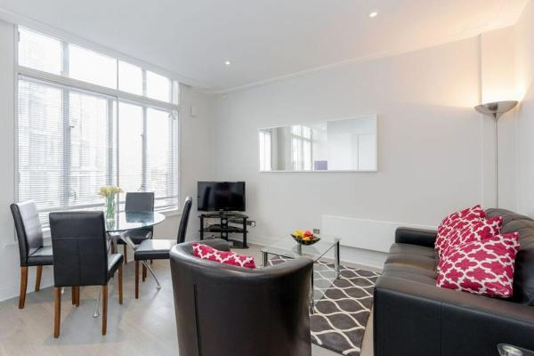 Roomspace Serviced Apartments - River House in London, Greater London, England