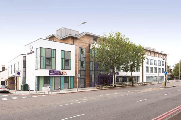 Premier Inn London Richmond in Richmond upon Thames, Greater London, England