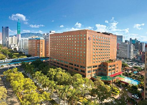 The Howard Plaza Hotel Taipei Image