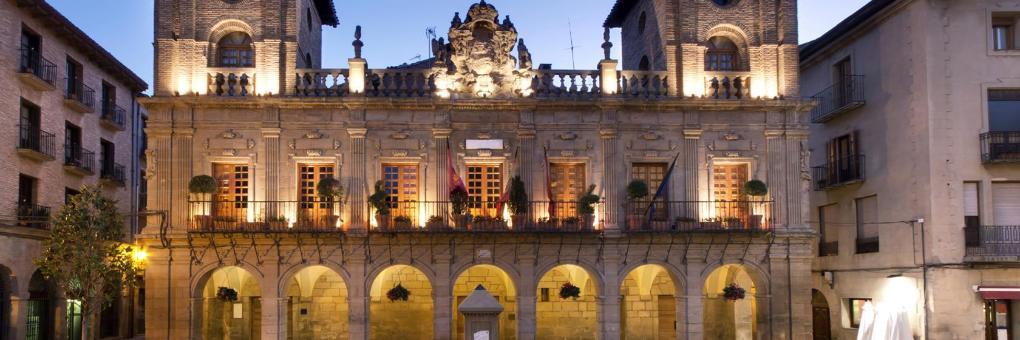 Mejores hoteles y hospedajes cerca de Viana, España
