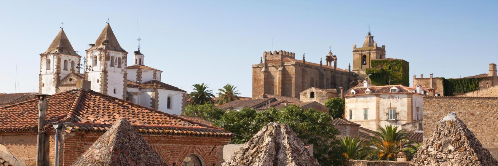 Los 30 mejores hoteles de Cáceres (desde € 30)