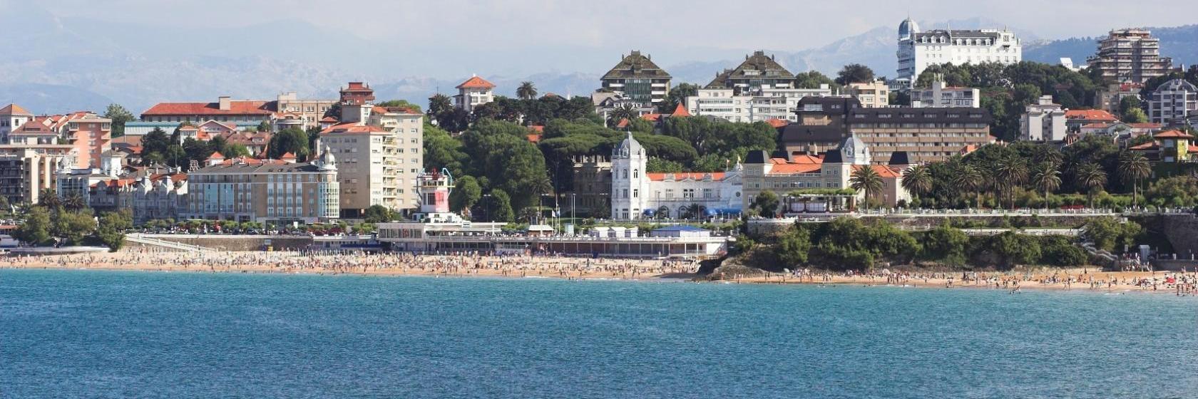 Los 10 mejores hoteles de Santander (desde € 25)