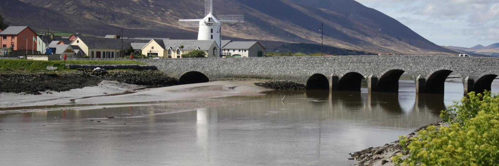 How to get to the Dingle Peninsula Ireland - Transport
