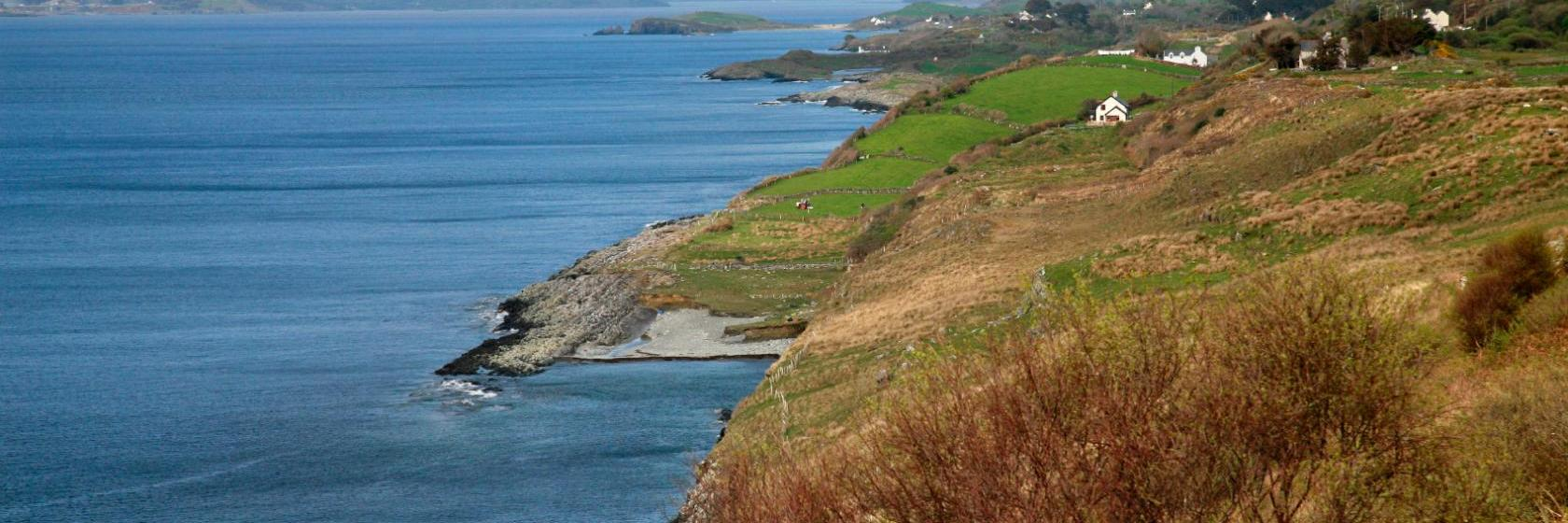 Valentia Island to Bantry - 4 ways to travel via train, bus, taxi