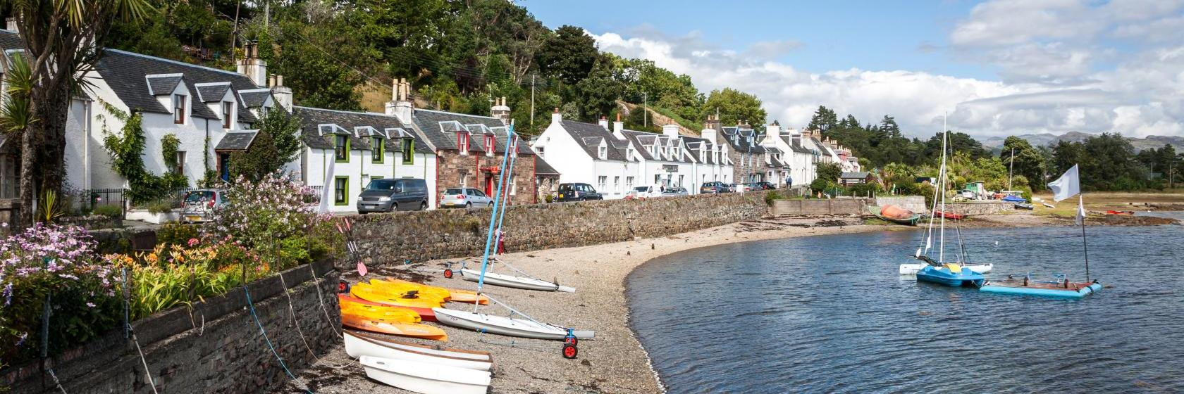 Hotels Places To Stay Near Plockton