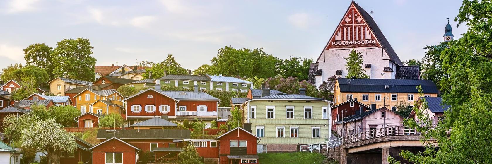 10 Parasta Hotellia Porvoossa Hinnat Alkaen 70