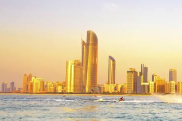 Abu Dhabi: Car hire in 50 pick-up locations
