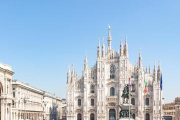 Milan: Car hire in 45 pick-up locations