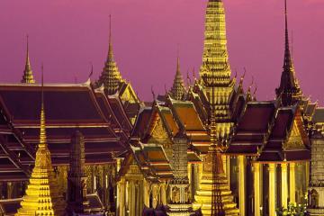 Bangkok: Alquiler de coches en 22 lugares de recogida