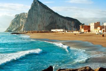 Gibraltar: Car rentals in 4 pickup locations
