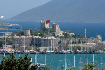 Bodrum City: Car hire in 2 pick-up locations