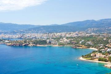 Agios Nikolaos: Car rentals in 1 pickup location