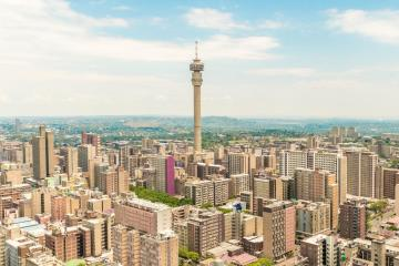 Johannesburg: 15 Abholorte für Mietwagen