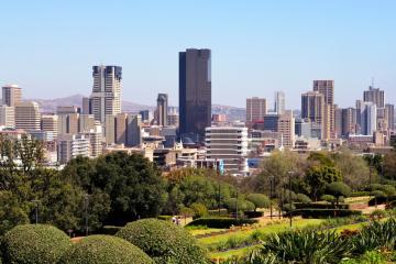 Pretoria: 10 Abholorte für Mietwagen