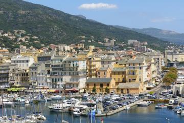 Bastia: Location de voitures dans 2 lieux de prise en charge