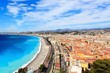 Nice: Location de voitures dans 14 lieux de prise en charge