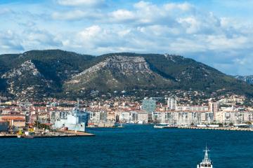 Toulon: Location de voitures dans 5 lieux de prise en charge