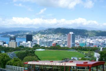 Wellington: Car hire in 5 pick-up locations
