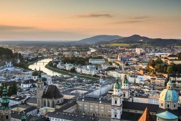 Salzburg: 2 Abholorte für Mietwagen