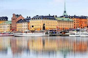 Stockholm: Car rentals in 36 pickup locations