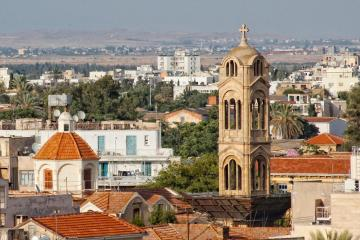 Nicosia: Car rentals in 3 pickup locations