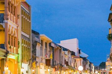 Phuket Town: Car hire in 1 pickup location