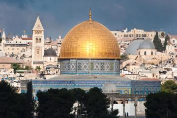 Jerusalem: Car rentals in 4 pickup locations