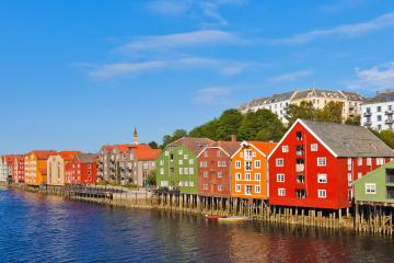 Trondheim: Hent leiebil på et av 3 steder
