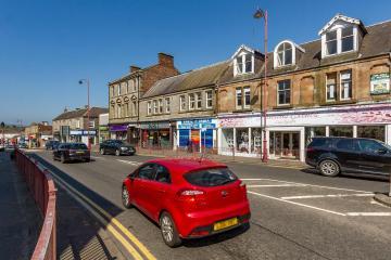 Cowdenbeath: Car hire in 1 pickup location