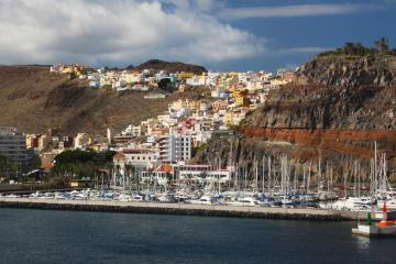 San Sebastián de la Gomera: Car rentals in 1 pickup location