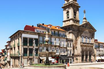 Guimarães: Pronájem aut v 1 lokalitě