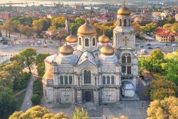 Varna City: Car rentals in 2 pickup locations