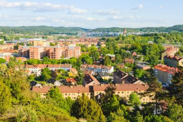 Mölndal: Car hire in 2 pick-up locations