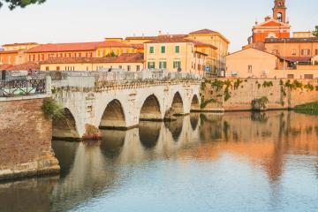 Rimini: Car rentals in 5 pickup locations