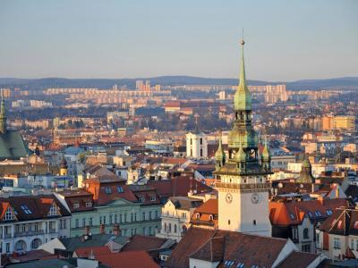 Hotely v meste: Brno, Česká republika