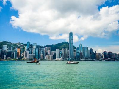 位於香港的飯店, 香港