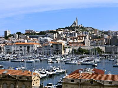 Hôtels : Marseille, France