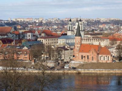 Viešbučiai – Kaunas, Lietuva
